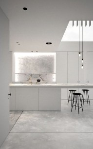 Good Minimalist Kitchen Designs19