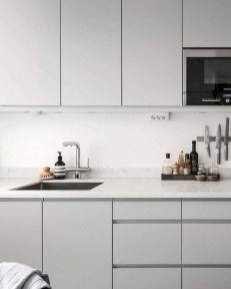 Good Minimalist Kitchen Designs38