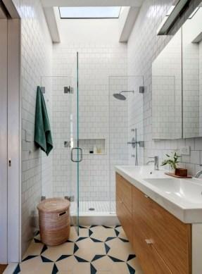 Gorgeous Cottage Bathroom Design Ideas26