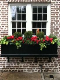 Gorgeous Flower On Balcony Ideas09