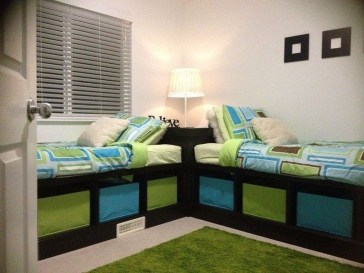 Gorgeous Twin Bed For Kid Ideas02