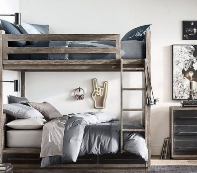Gorgeous Twin Bed For Kid Ideas08