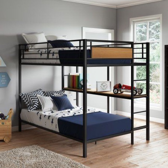 Gorgeous Twin Bed For Kid Ideas33