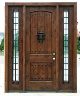 Gorgeous Wooden Door Ideas08