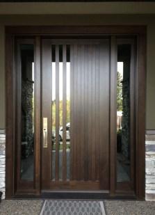 Gorgeous Wooden Door Ideas10