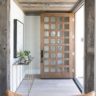 Gorgeous Wooden Door Ideas24