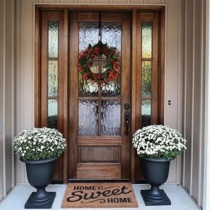Gorgeous Wooden Door Ideas39