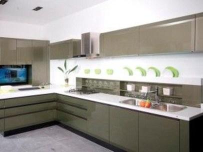 Lovely Aluminium Kitchen Decoration38