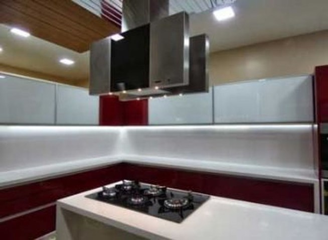 Lovely Aluminium Kitchen Decoration42