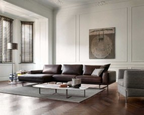 Modern Italian Living Room Designs38