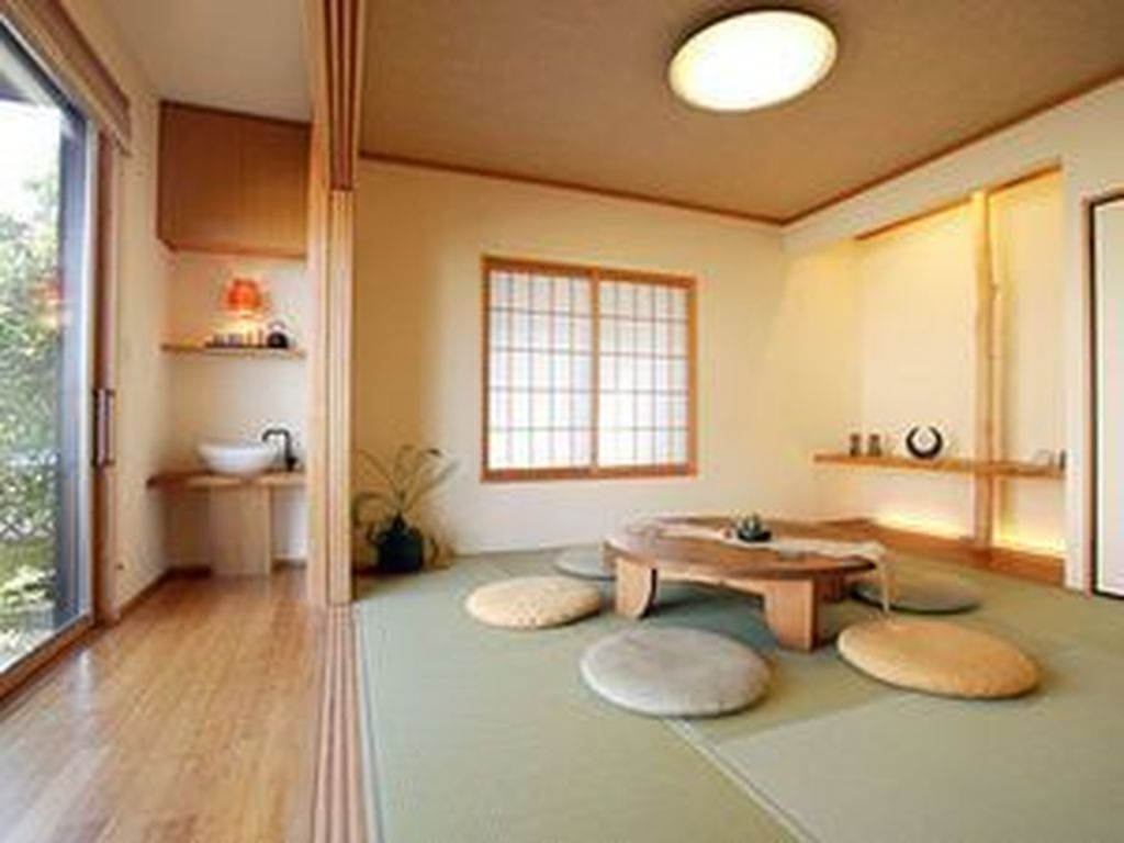 43 Modern Japanese Living Room Decor Homishome