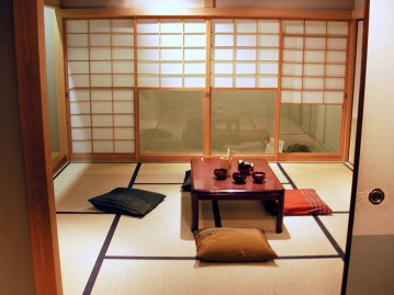 Modern Japanese Living Room Decor41