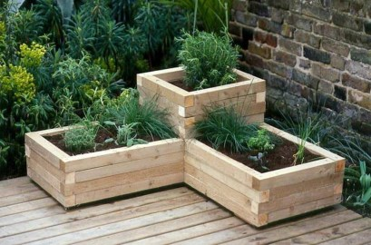 Simple Indoor Herb Garden Ideas For More Healthy Home Air31