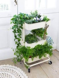 Simple Indoor Herb Garden Ideas For More Healthy Home Air32