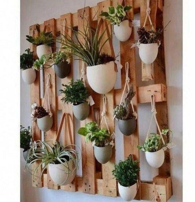 Simple Indoor Herb Garden Ideas For More Healthy Home Air46