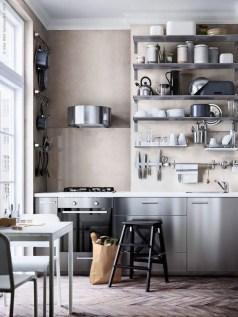 Simple Metal Kitchen Design05