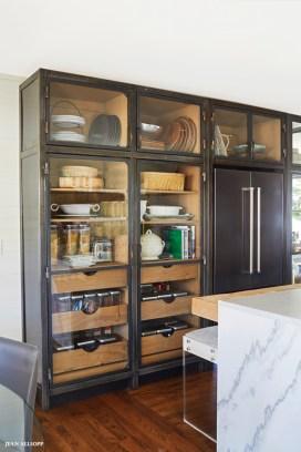 Simple Metal Kitchen Design07