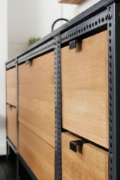 Simple Metal Kitchen Design11