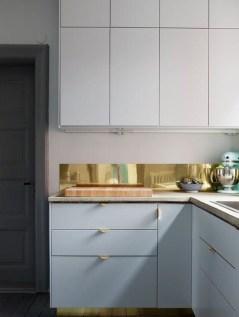 Simple Metal Kitchen Design38