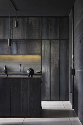 Simple Metal Kitchen Design43