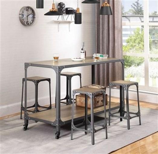 Simple Metal Kitchen Design44