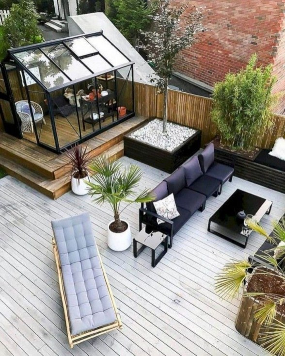 Simple Terrace Ideas You Can Try25