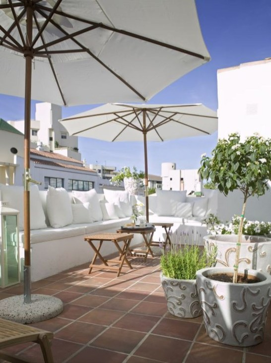 Simple Terrace Ideas You Can Try40