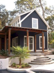 Top Modern Farmhouse Exterior Design Ideas32