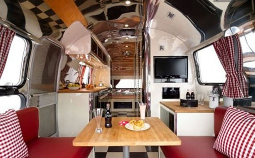 Amazing Rv Decorating Ideas For Your Enjoyable Trip07