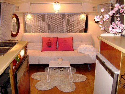 Amazing Rv Decorating Ideas For Your Enjoyable Trip29