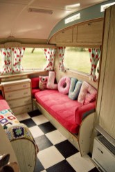 Amazing Rv Decorating Ideas For Your Enjoyable Trip38