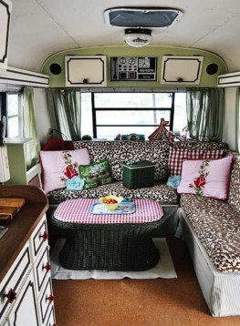 Amazing Rv Decorating Ideas For Your Enjoyable Trip42