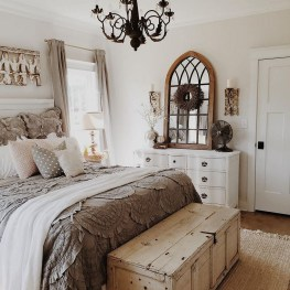 Awesome Diy Rustic And Romantic Master Bedroom Ideas04