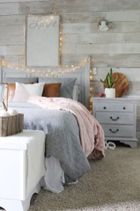 Awesome Diy Rustic And Romantic Master Bedroom Ideas37
