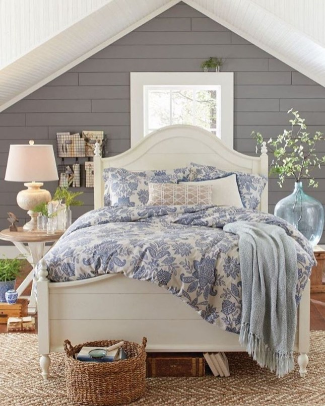 Awesome Diy Rustic And Romantic Master Bedroom Ideas40