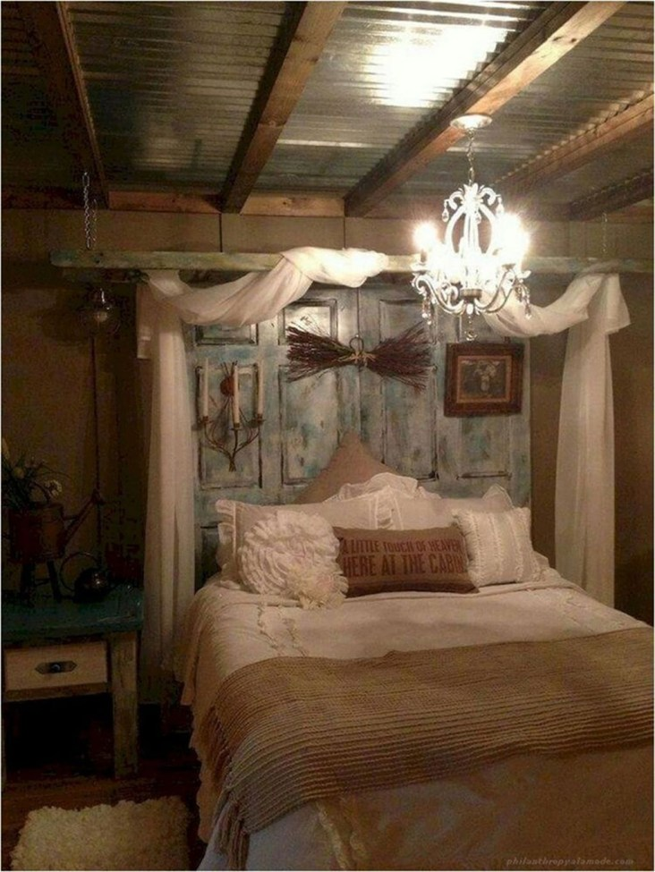 Awesome Diy Rustic And Romantic Master Bedroom Ideas41