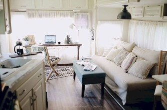 Awesome Rv Living Room Remodel Design26