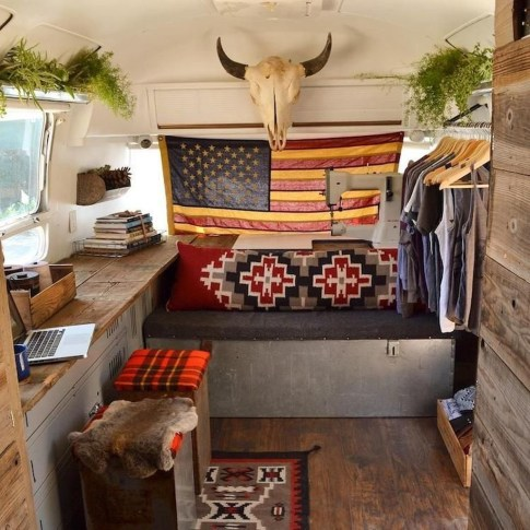 Awesome Rv Living Room Remodel Design40