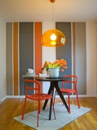 Awesome Striped Painted Wall Design And Decorating Ideas02