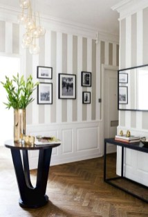 Awesome Striped Painted Wall Design And Decorating Ideas19