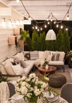 Beautiful Outdoor Living Decoration Ideas24