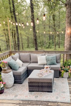 Beautiful Outdoor Living Decoration Ideas26