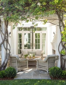Beautiful Outdoor Living Decoration Ideas34