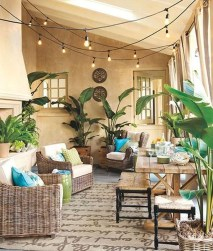 Beautiful Outdoor Living Decoration Ideas40