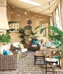 Beautiful Outdoor Living Decoration Ideas40