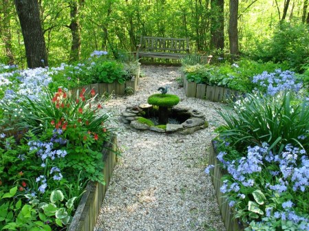 Beautiful Shady Gardens Design Ideas09