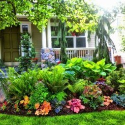 Beautiful Shady Gardens Design Ideas10