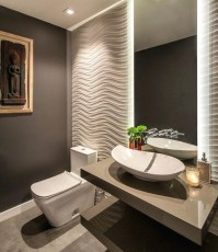 Best Bathroom Decorating Ideas For Comfortable Bath22