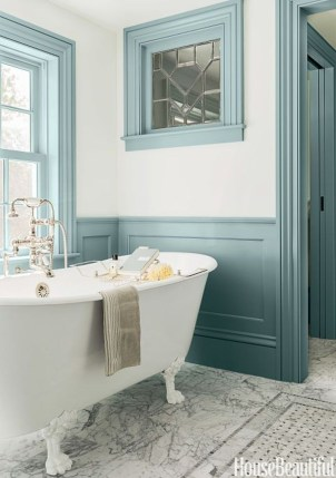 Best Bathroom Decorating Ideas For Comfortable Bath25