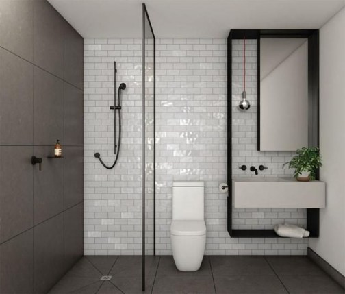Best Bathroom Decorating Ideas For Comfortable Bath26